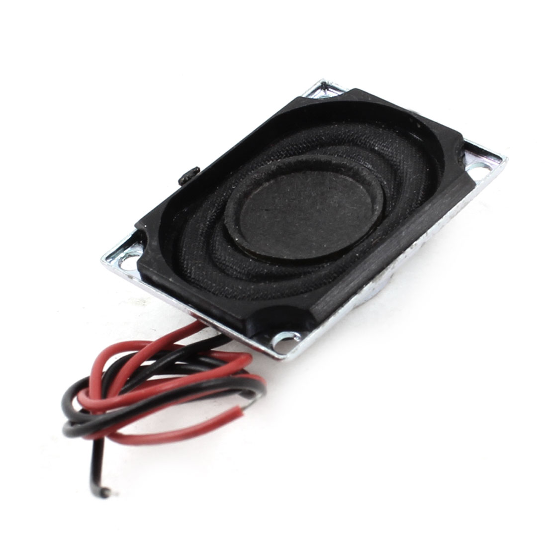 1.5W 8 Ohm Musica Player Magnetic Magnet Speaker 27mm x 20mm w Cable