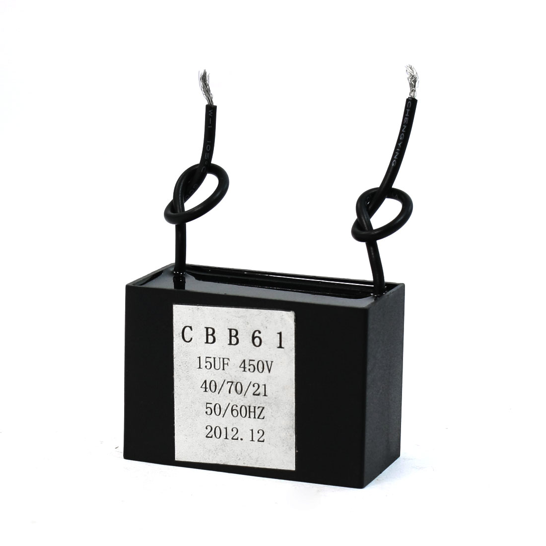 CBB61 15uF 450V Electric Motor Running Capacitor