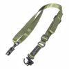 Tactical One Single Point Rifle Gun Sling System Strap Army Green