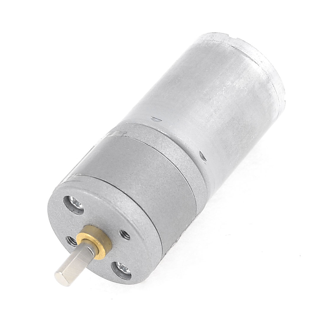 25mm Diameter Gearbox 25GA 100RPM 65mA 12V DC Geared Motor
