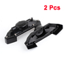 2 Pcs Black 3D Design Racing Running Brake Caliper Covers Kit