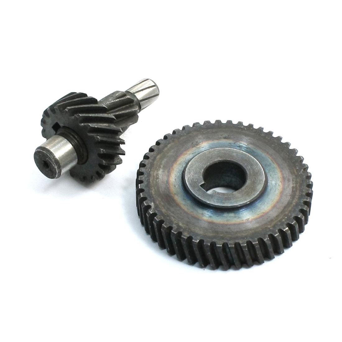 Electric Power Tool Angle Grinder 38mmx8mm Spiral Bevel Gear Pinion Set
