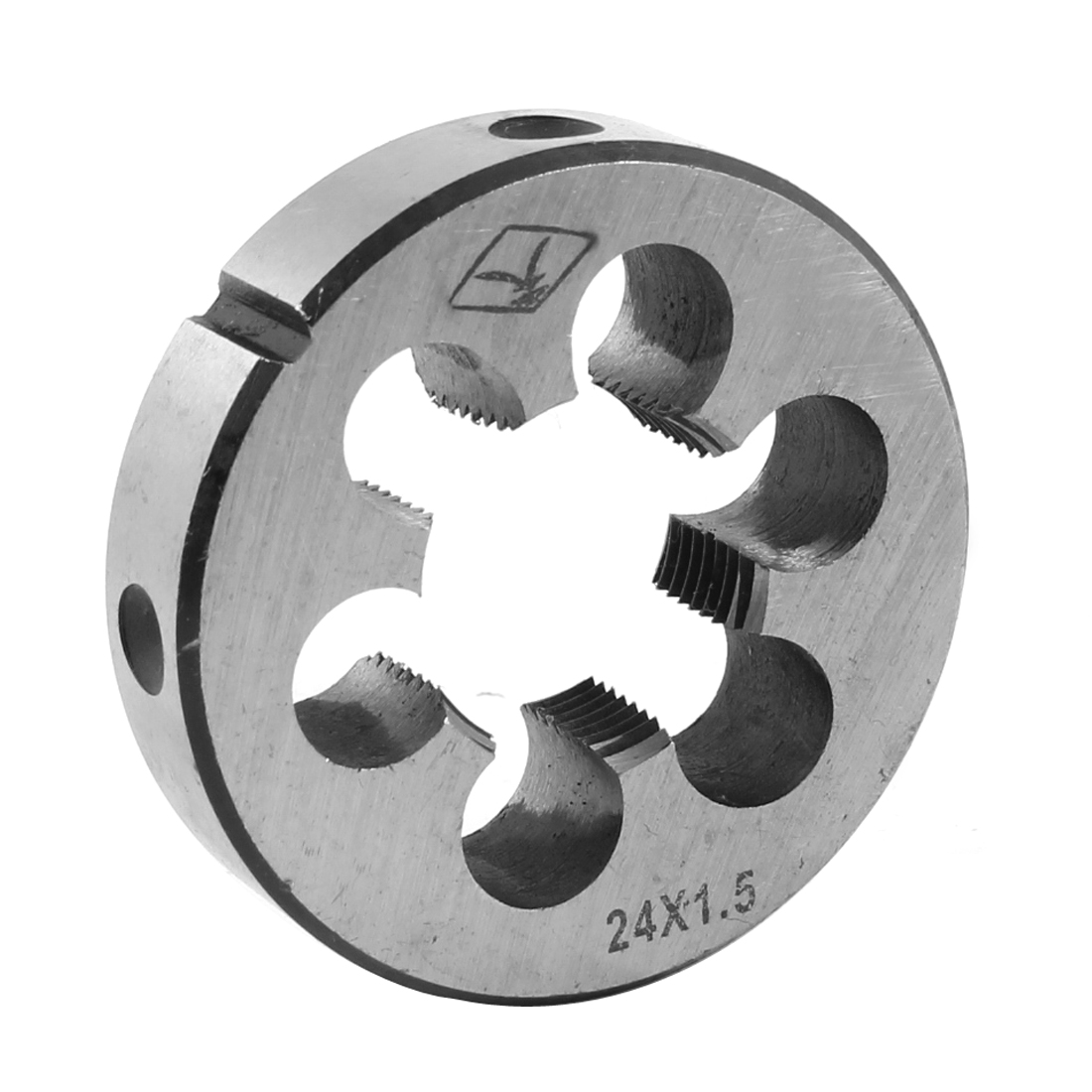 Round Shaped 55mm Outter Dia M24 Coarse Threaded Cutting Die