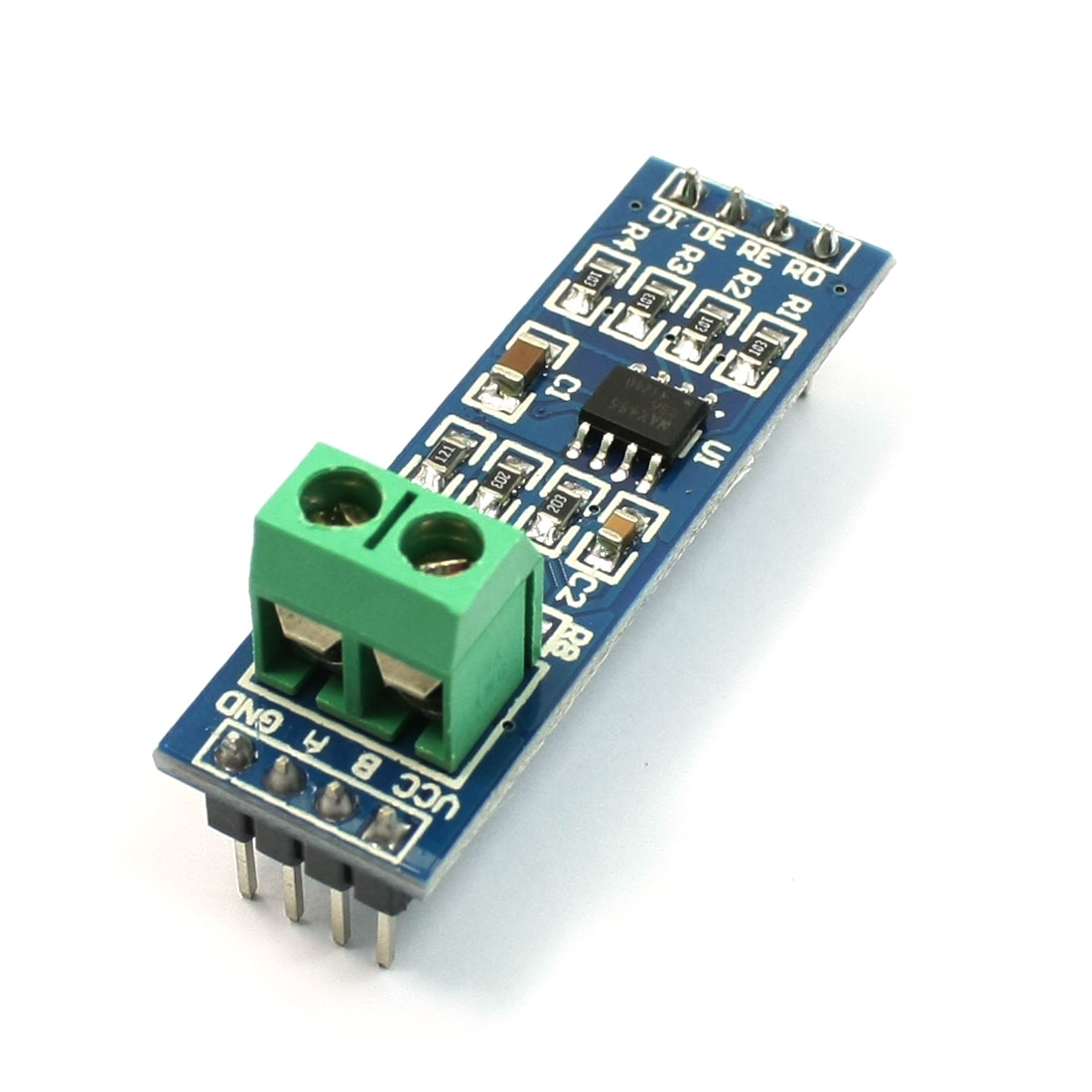 5V MAX485/RS485 Module TTL to RS-485 Module MCU Development Board
