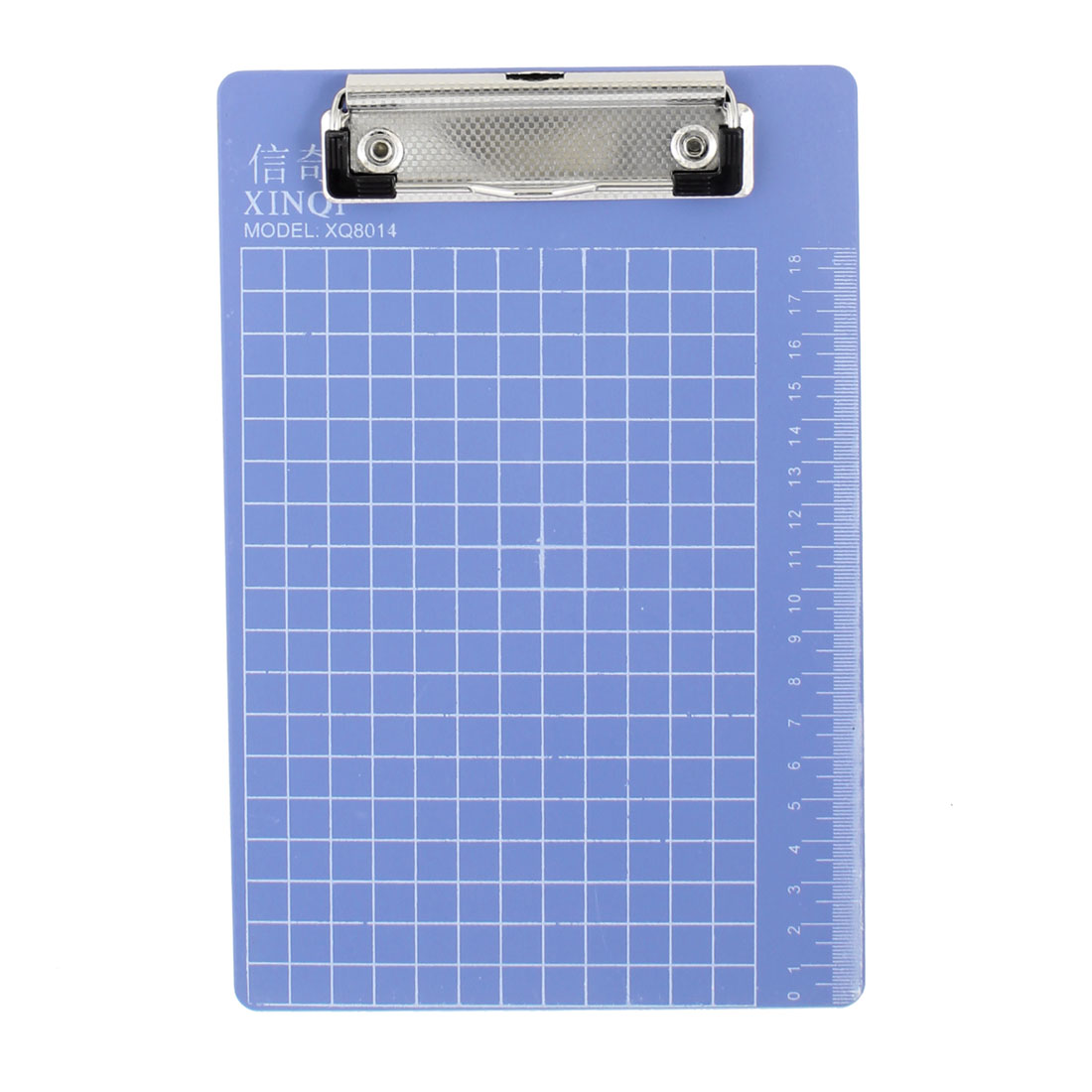 Spring Loaded A5 Record List Note Paper 220mm x 150mm Steel Blue
