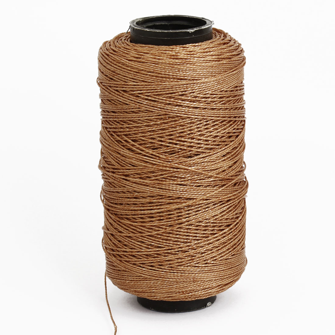 Outdoor Activity Nylon Twisted Kite String Line Roll Light Brown
