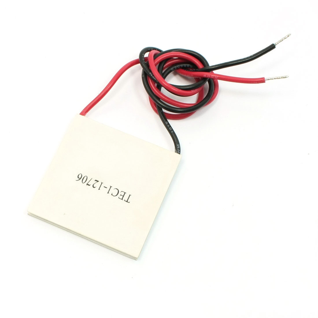 6A 50W 60C TEC1-12706 Thermoelectric Cooler Module Plate Power Generator