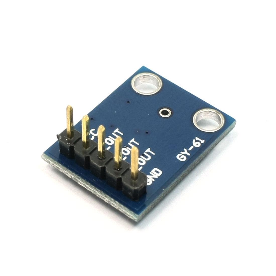 3-axis ADXL335 Analog Output Accelerometer Module Angular Transducer 3-5V