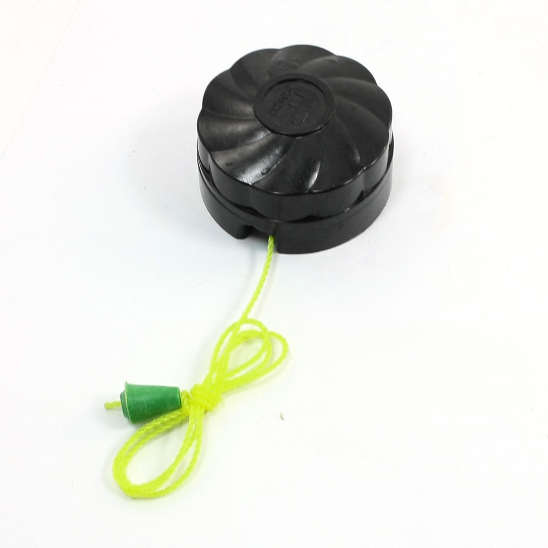 Black Plastic Case Ceiling Pull Cord Switch for Home Office