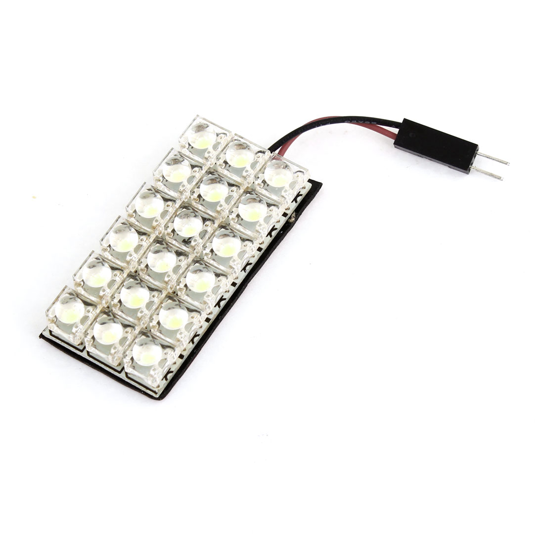 Car Auto White 18 LED Interior Dome LED Light Bulb