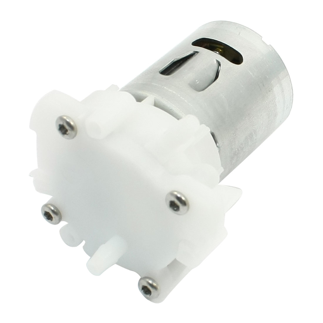 Tea Accessories White Plastic Base Pumping Motor DC 7.2V