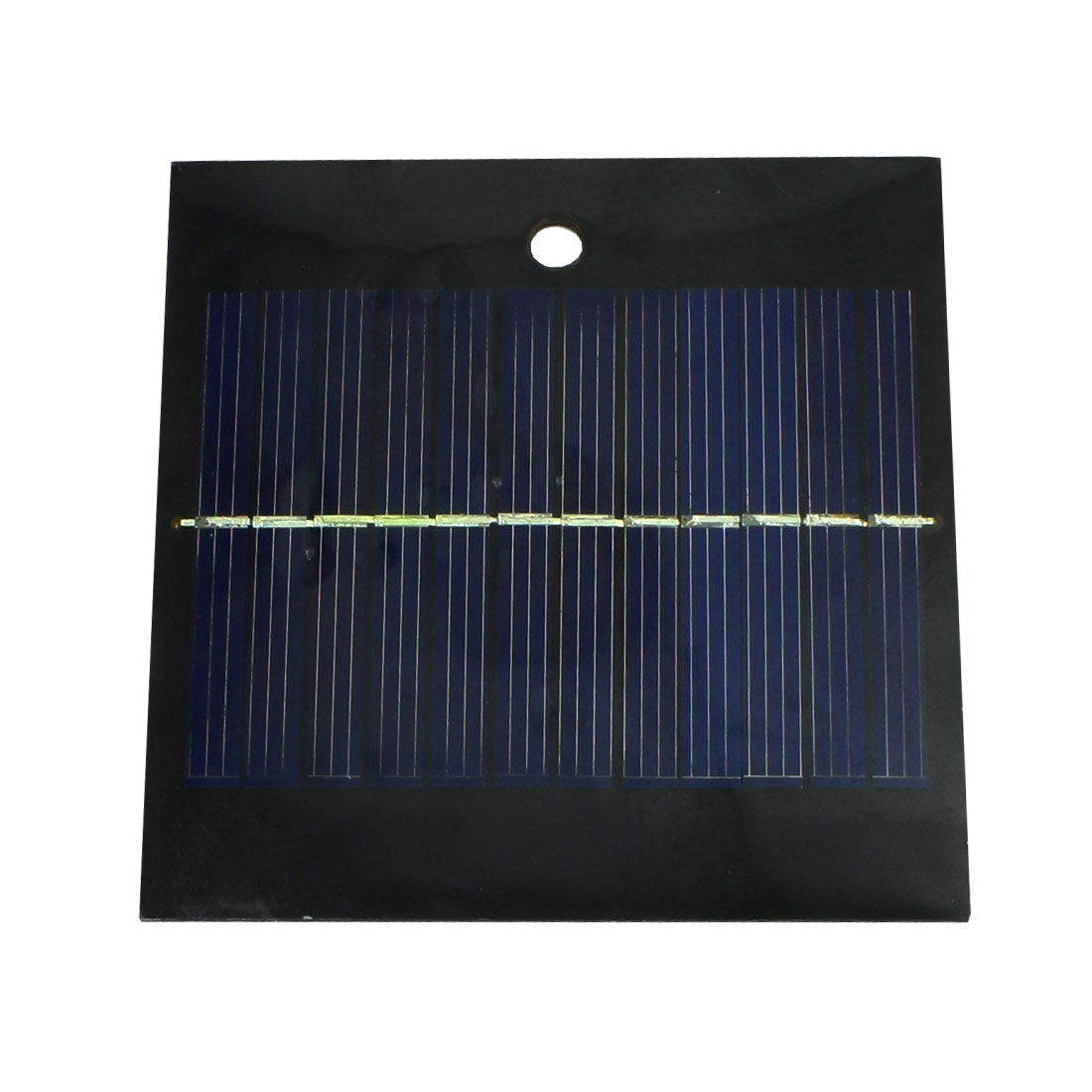 6V 240mA 120mm x 120mm Square Shape Solar Energy Conversion Panel