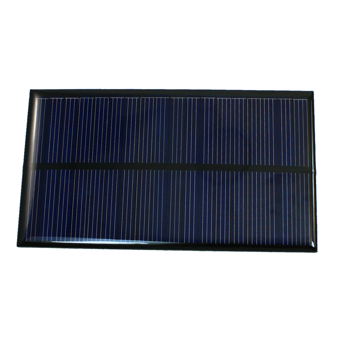 150mm x 85mm Rectangle Shaped Epoxy Resin Solar Panel 9V 185mA