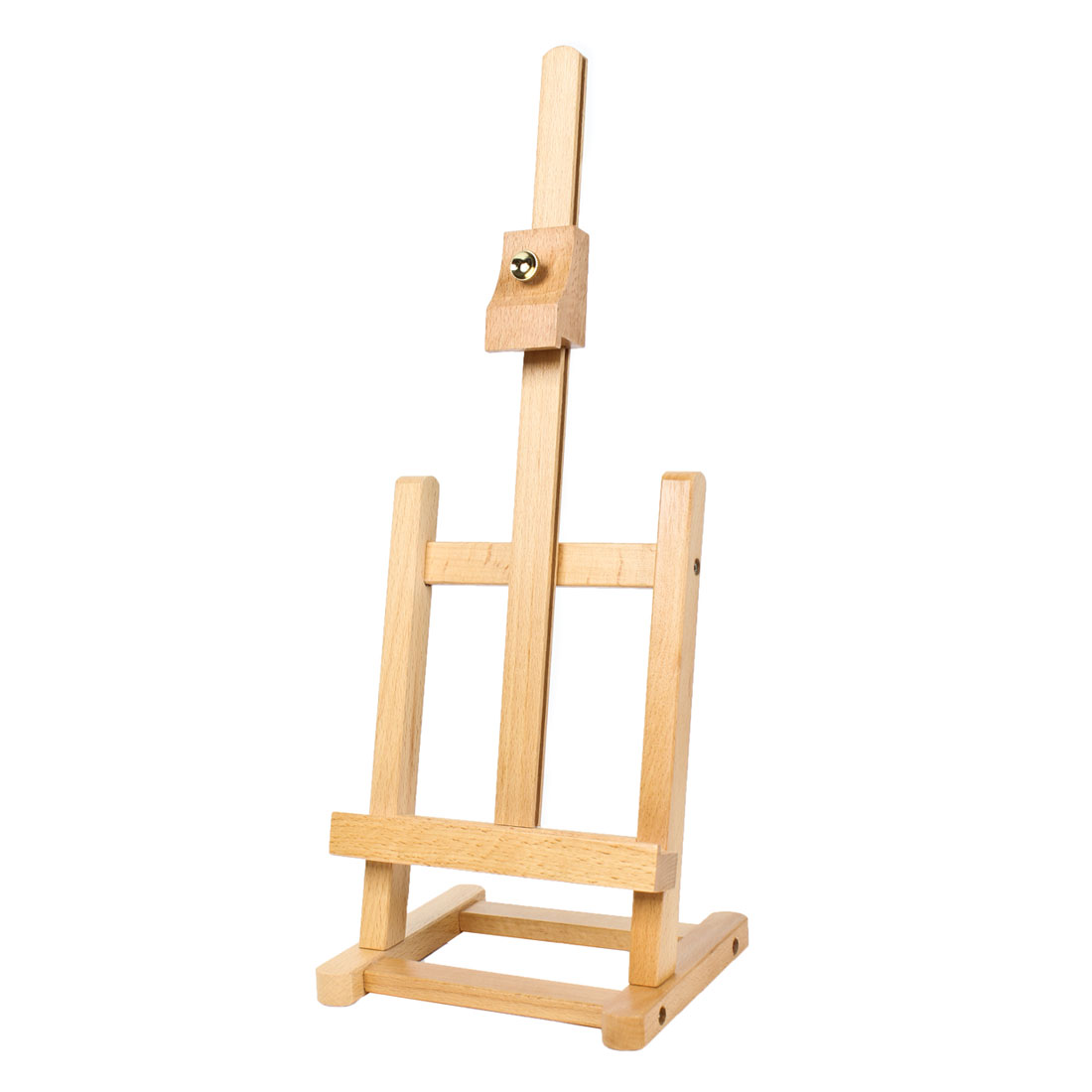 Wooden Adjustable Office Meeting Display Stand Artist Painting Desk Easel