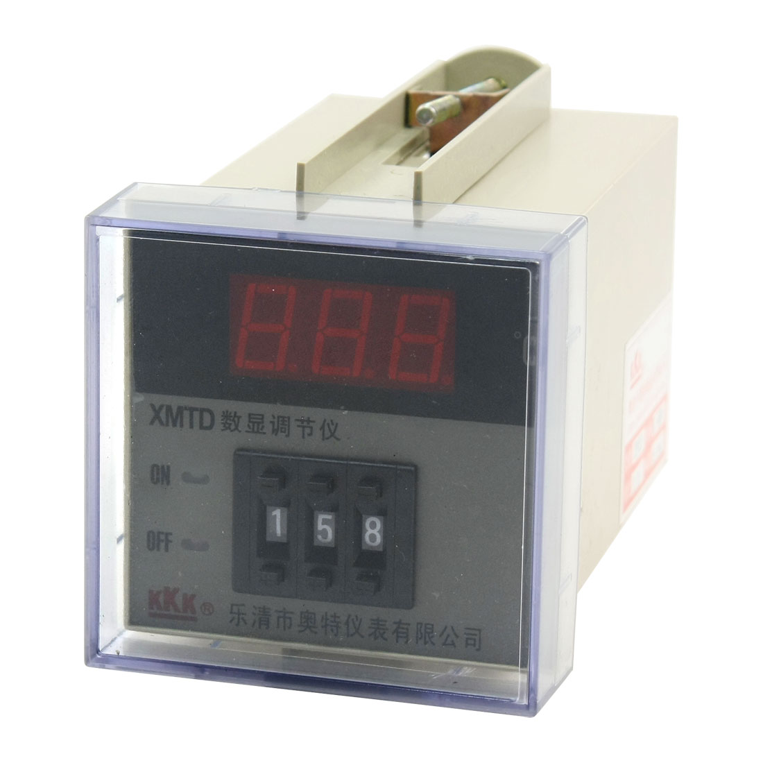 0-400C Display 10 Pins Temperature Control Controller Meter XMTD-2001M