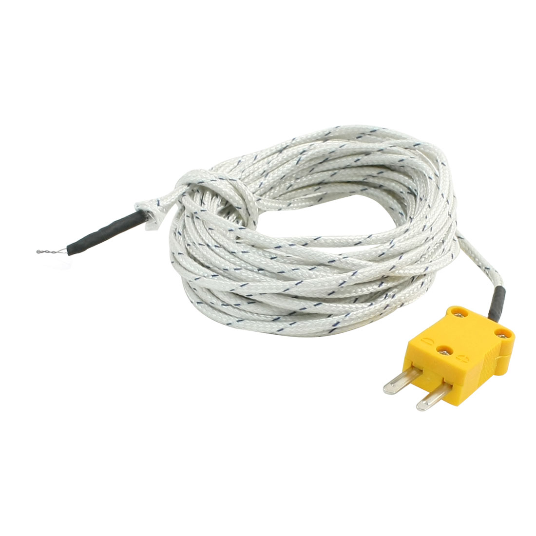 5Meter K Type Temperature Controller Thermocouple Probe 0 to 250C