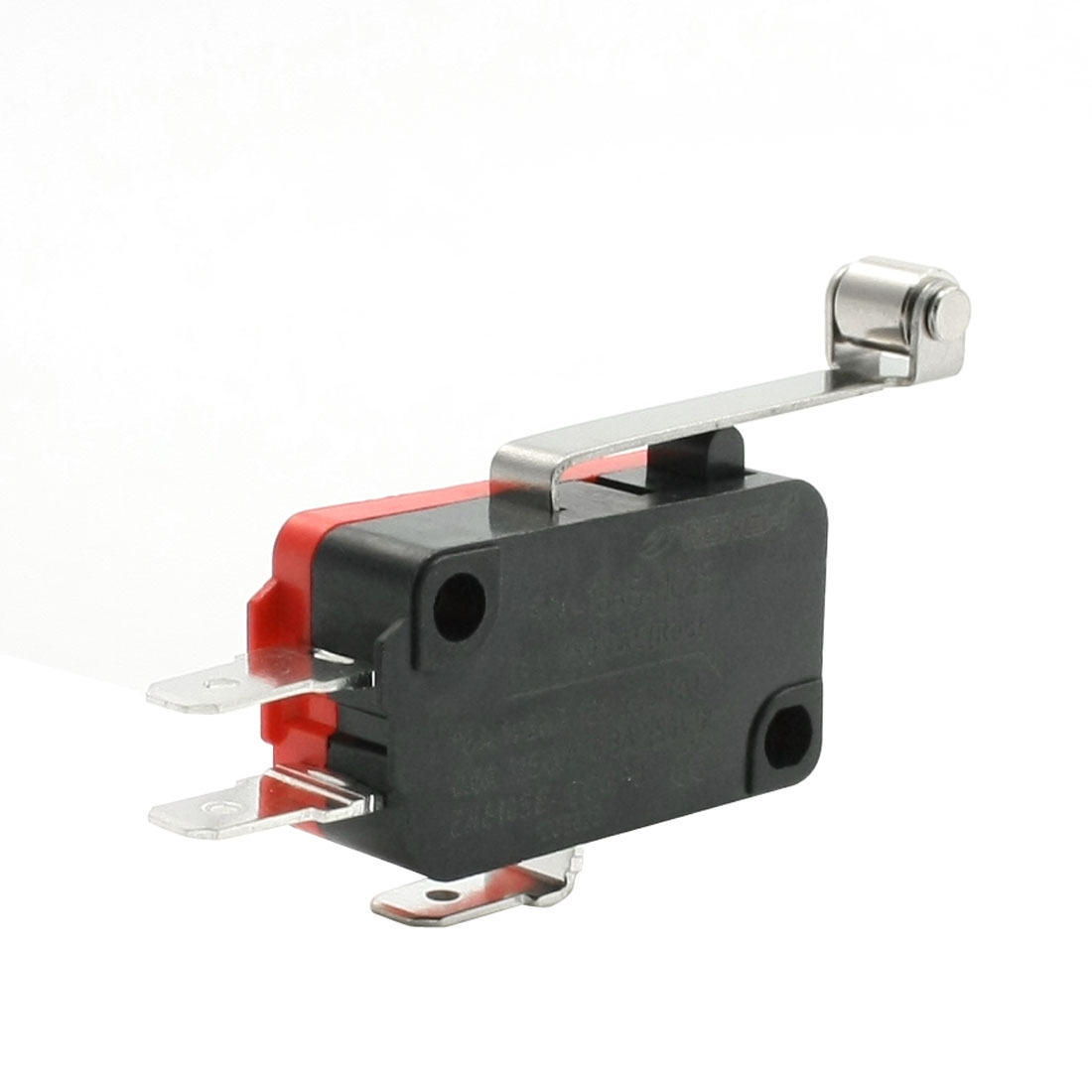 Roller Hinge Lever 3 Terminal Actuator Micro Switch RV-166S-1C25