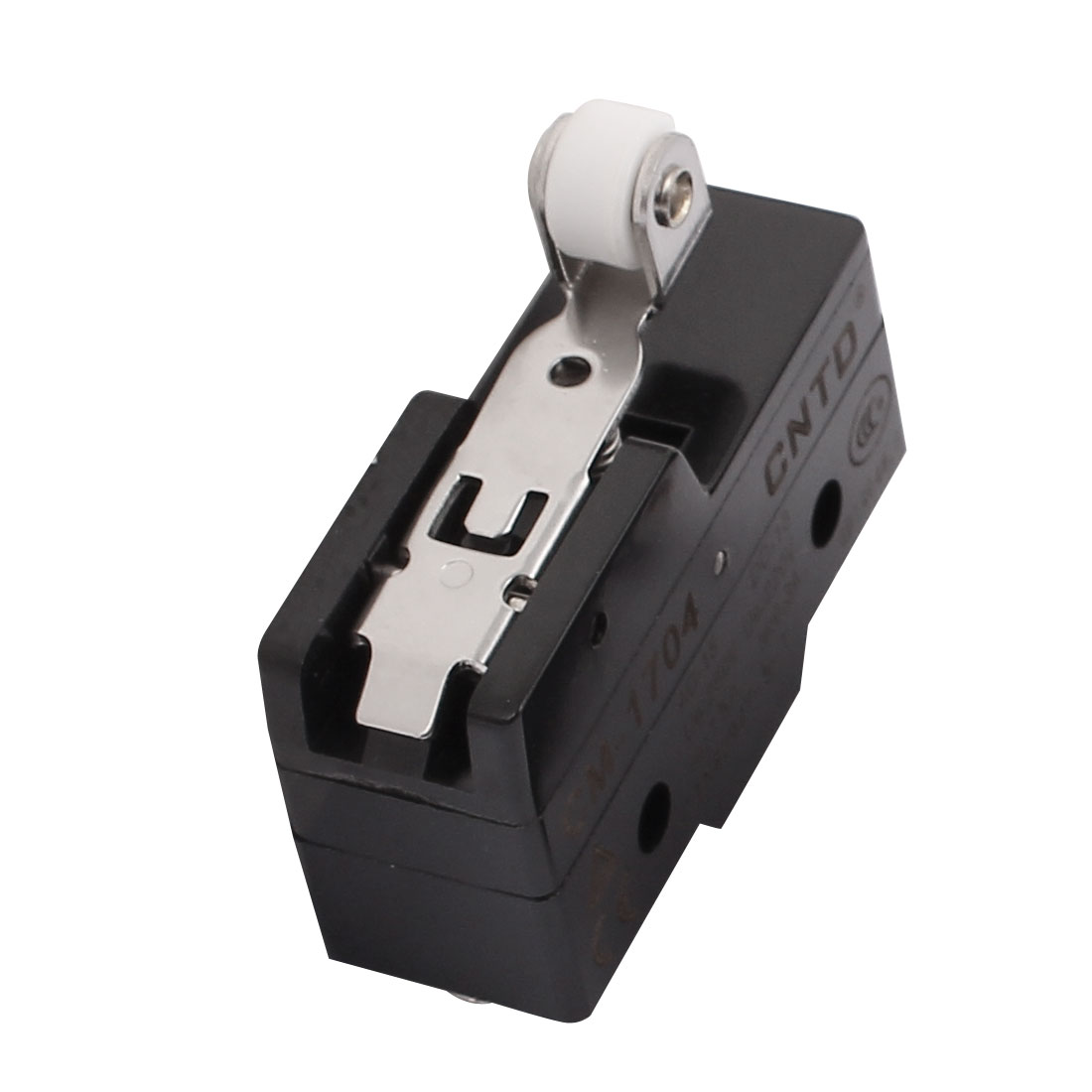 CM-1704 SPDT Momentary Roller Hinge Lever Arm Limit Switch Microswitch