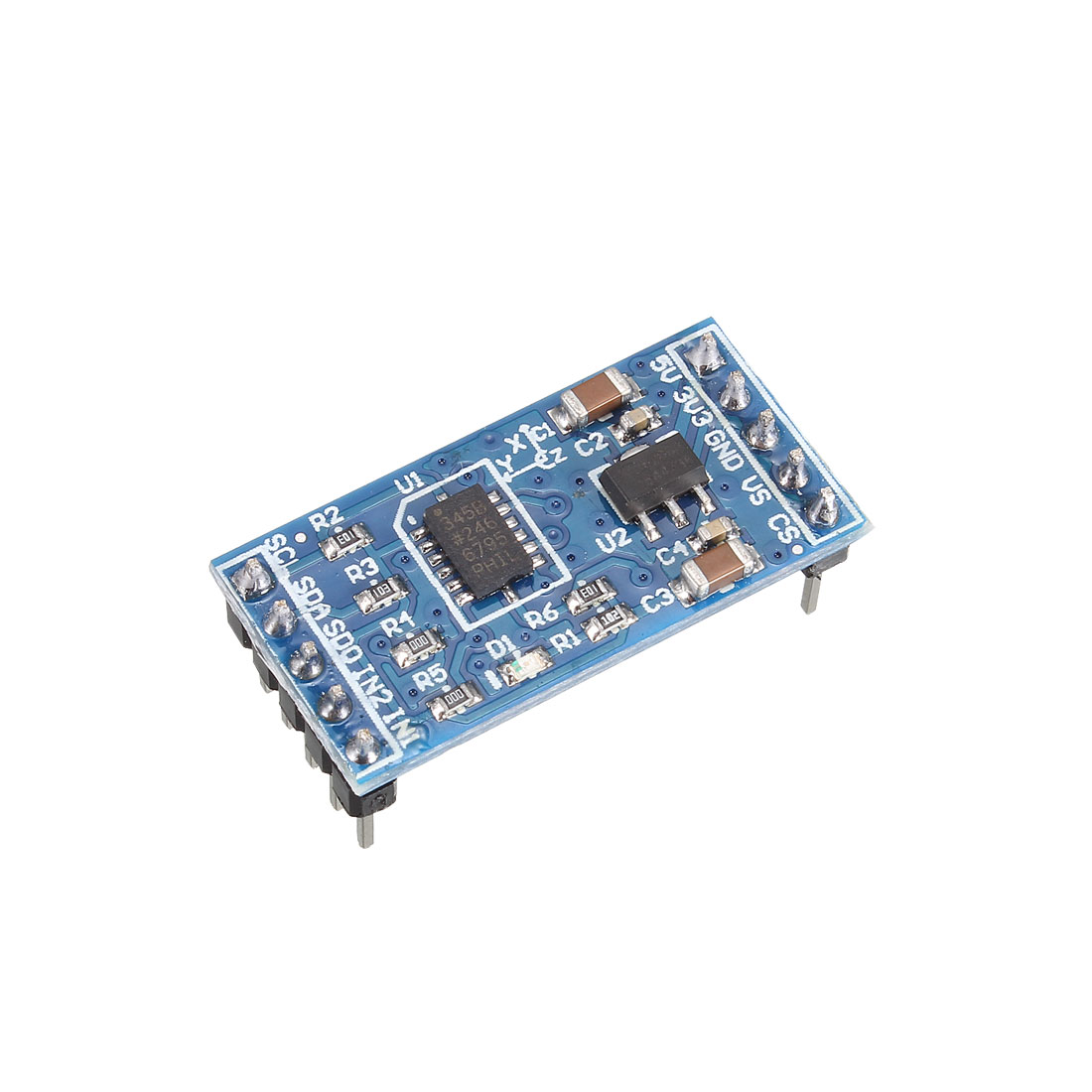 ADXL345 3-Axis Digital Acceleration Gravity Tilt Module