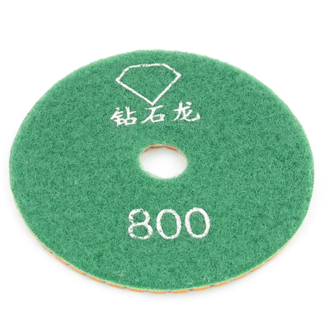 "3.9"" Diameter Grit 800 Tile Stone Polisher Grinder Diamond Polishing Pads"