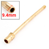 "Mold Coupling 3/8""Male Thread Dia Brass Pipe Nipple for Cooling Equipment System"