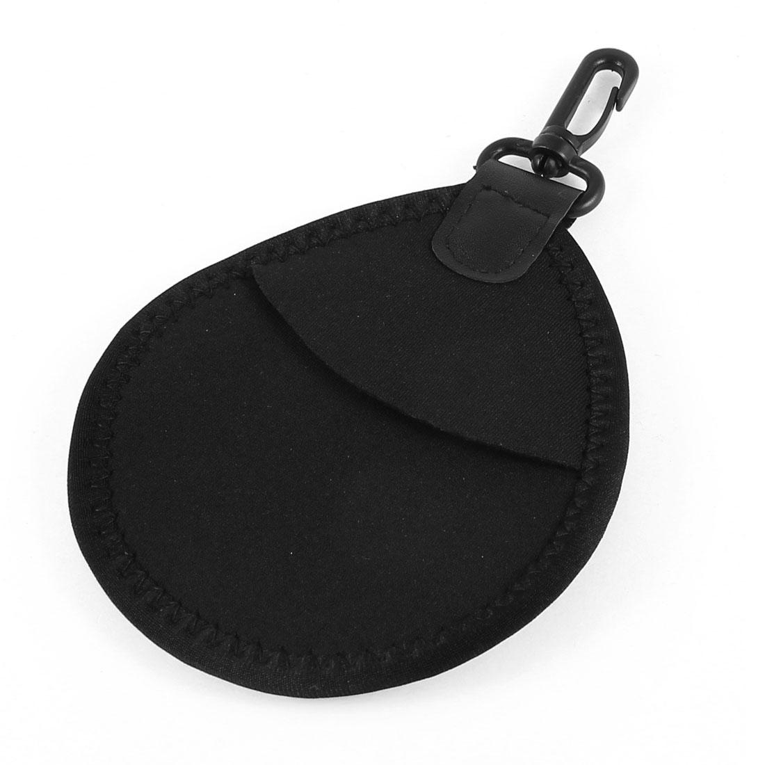 DSLR SLR Camera Lens 2 Slots Filter Case Bag Cover Pocket Pouch Holder
