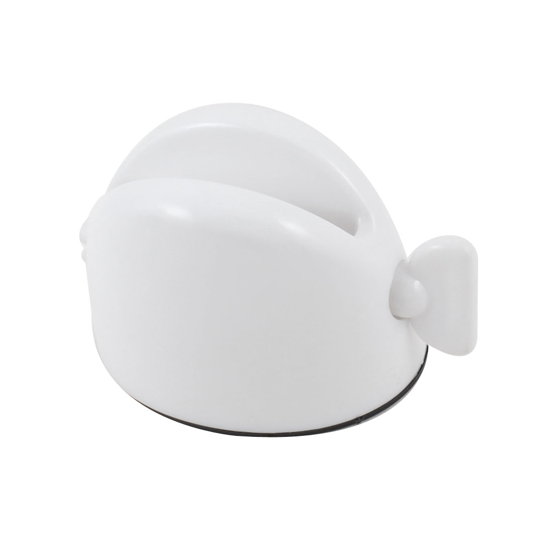 Homeware Bathroom White Plastic Toothpaste Dispenser Squeezer
