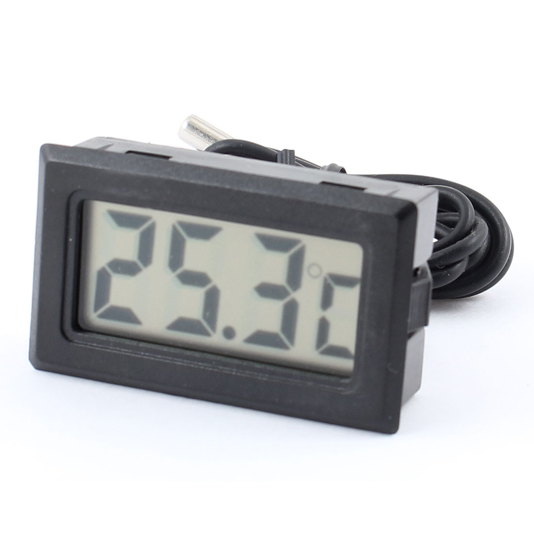 -50C to 110C Termperature Probe LCD Display Digital Thermometer + Cable