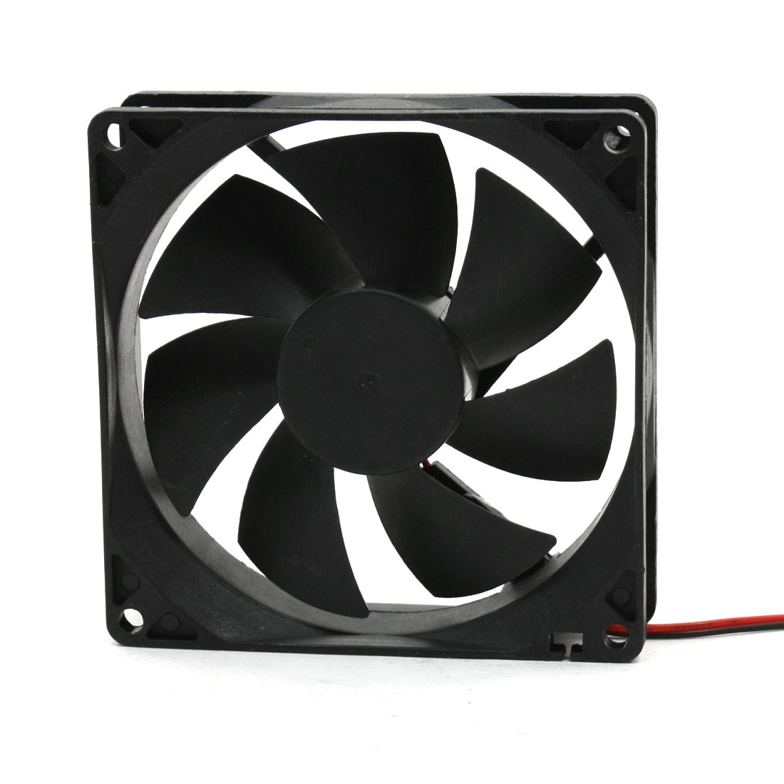 DC 24V 90mm Width 25mm Thick Axial Cooling Fan Industrial Blower