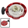 Hardware Pull Rope Engine Motor Recoil Starter Assembly Carmine