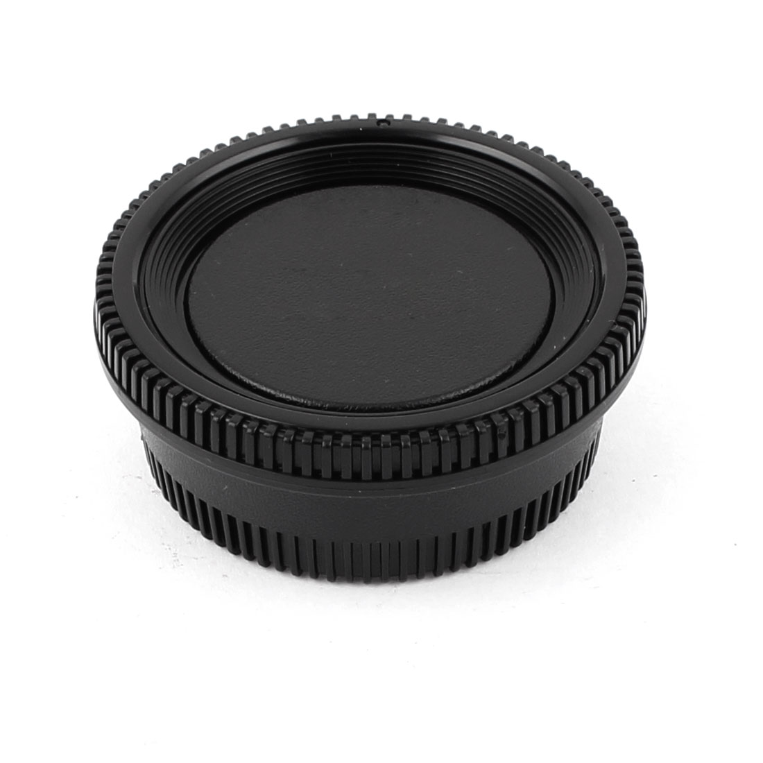 Black Plastic Camera Body Cover + Rear Lens Cap for Nikon Digital SLR DSLR