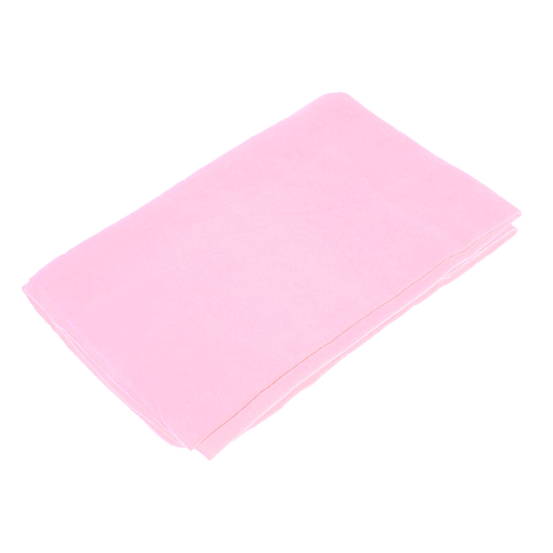 Vehicles Car Pink Soft Synthetic Chamois Cleaning Cham Towel 43cm x 32cm