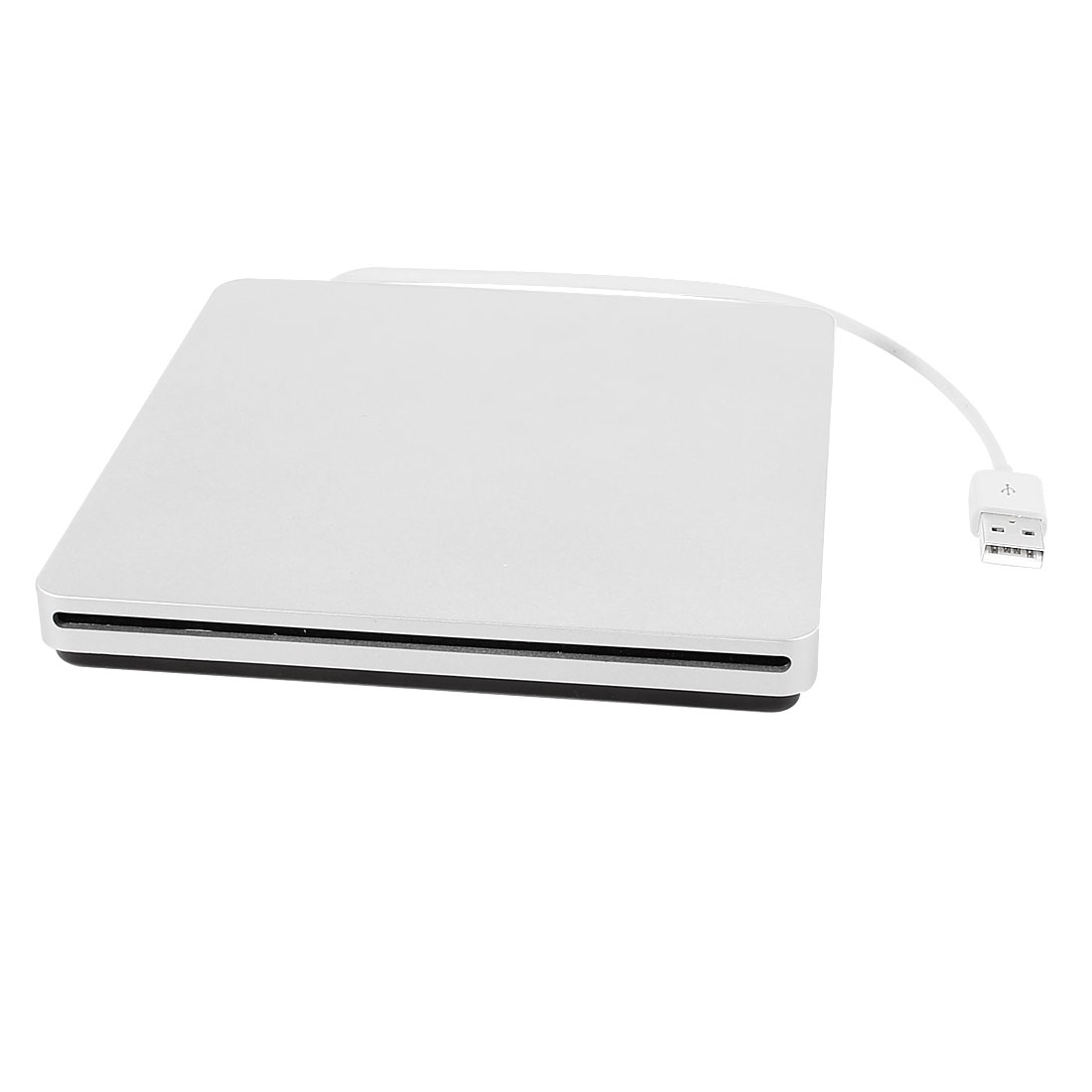 USB 2.0 External Slim Slot-in CD/DVD RW Burner Drive for Apple Macbook Pro