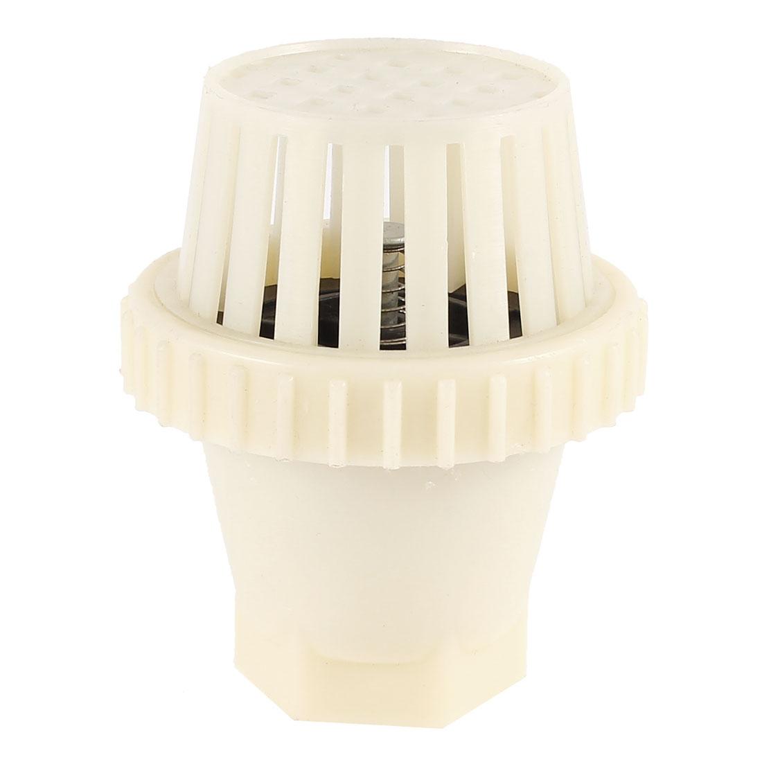 """Replacement Part Centrifugal Jet Pumps 1"""" PT Connector PVC Foot Valve"""