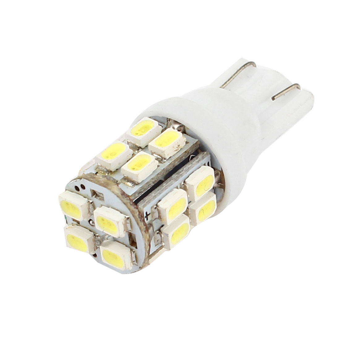 T10 194 168 W5W White 3020 20 SMD LED Tail Guage Internal Light DC 12V for Car