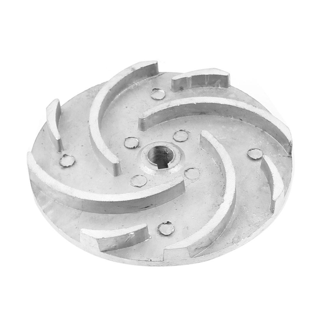 """4.1"""" Diameter Aluminum Precision Impeller Casting Part for Water Pump"""