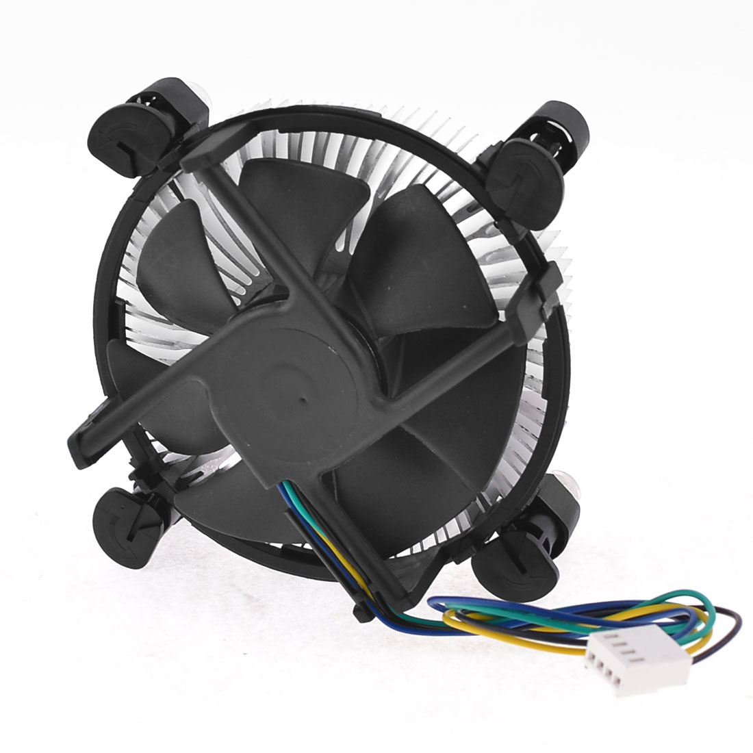 Rounded CPU Heatsink Cooling Laptop Fan 2500RPM DC12V for Intel Core