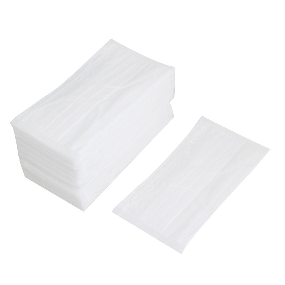 Non Woven Fabric Medicinal Disposable Face Mask 50 Pcs