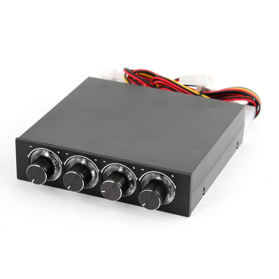 "Desktop Front Panel 3.5"" Temperature 4 Fans Controller"