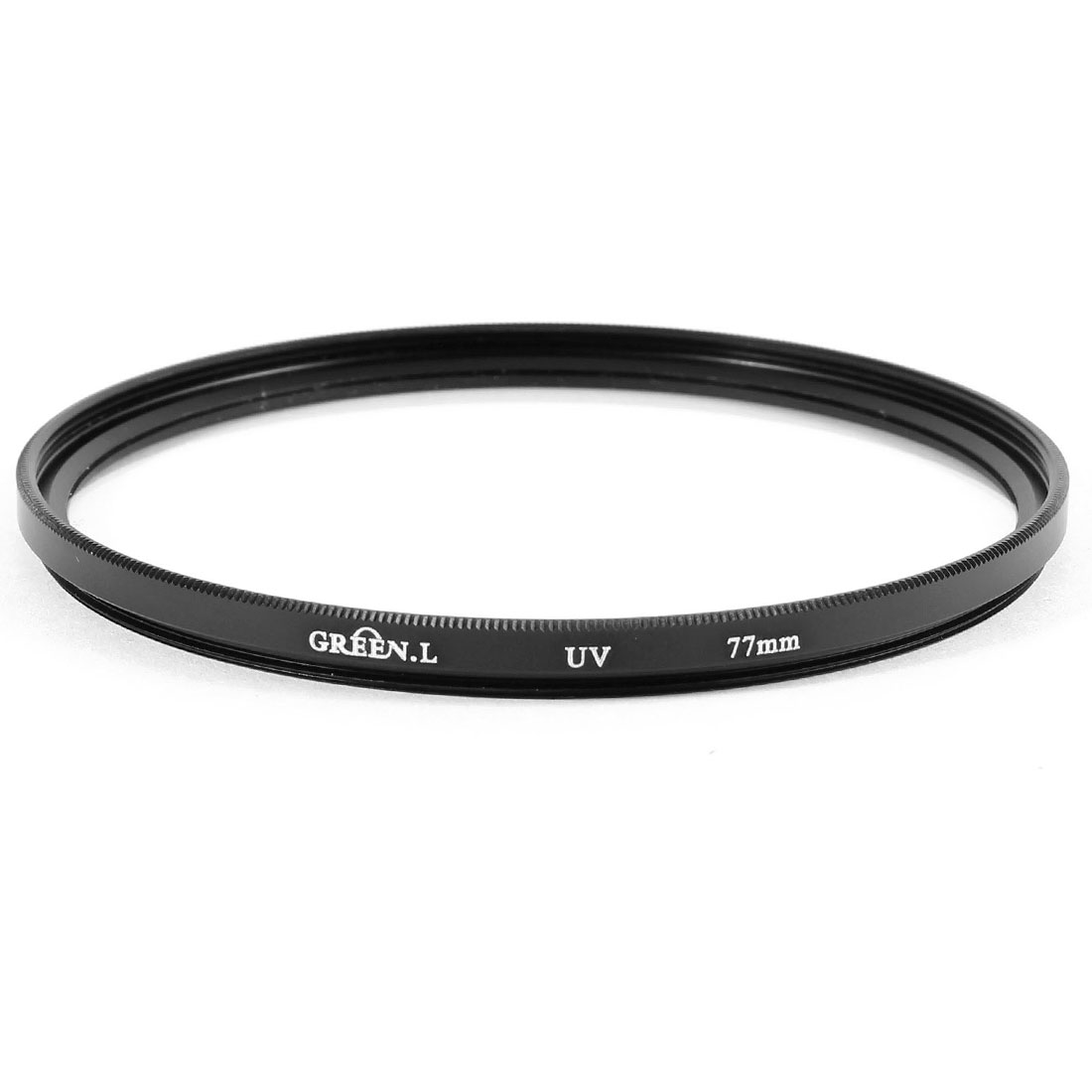 77mm Protector Ultra-Violet UV Filter Lens Black for Digital DSLR SLR Camara