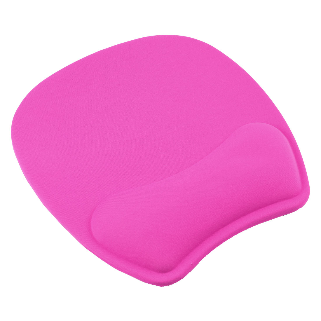 Office PC Portable Gel Wrist Support Mouse Mice Pad Pink
