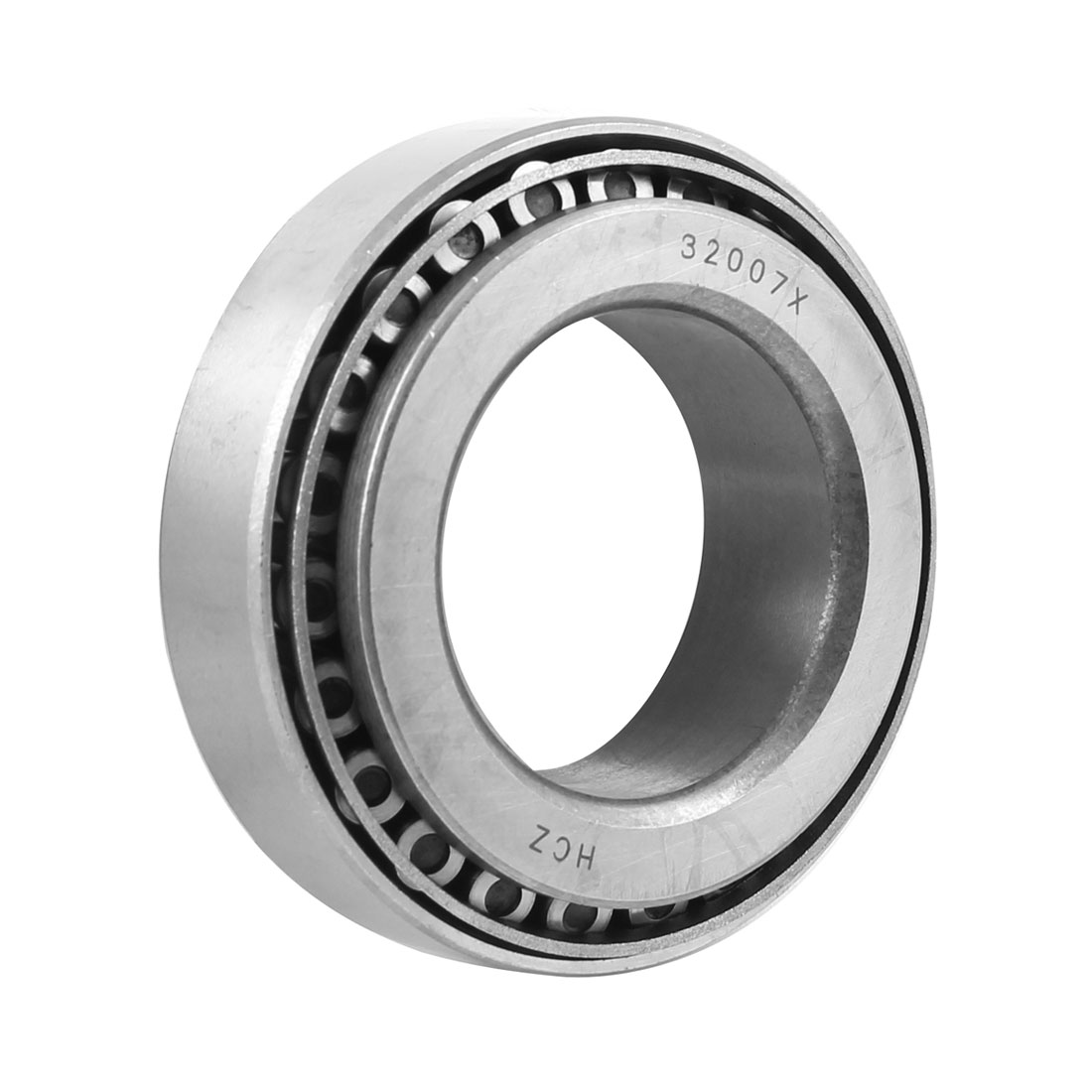32007 Single Row 35mm Internal Dia Tapered Roller Wheel Bearings