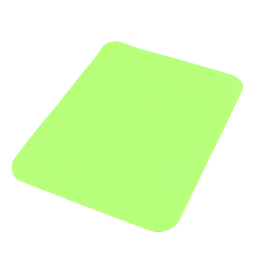 Soft Silicone Antislip Mouse Pad Mat Green for Notebook Computer