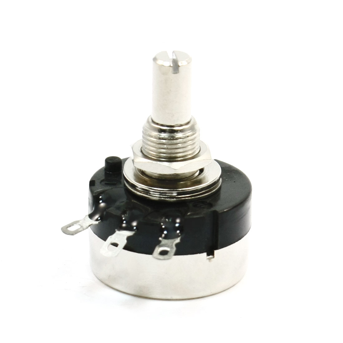 RV24YN 20S/B502 5K Ohm Carbon Composition Rotary Taper Potentiometer