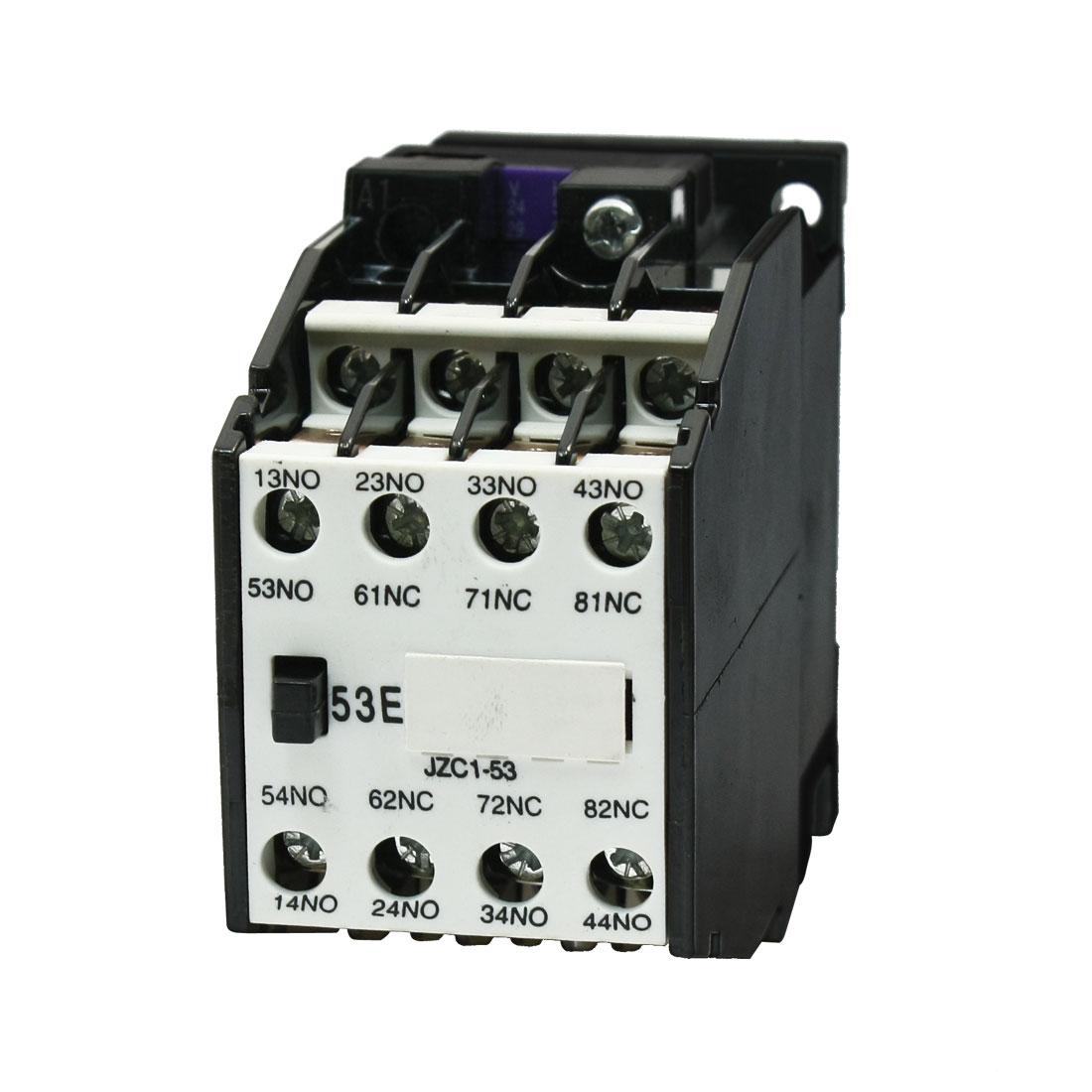 24V 50Hz 29V 60Hz Coil Auxiliary Contactor Relay 5NO 3NC JZC1-53