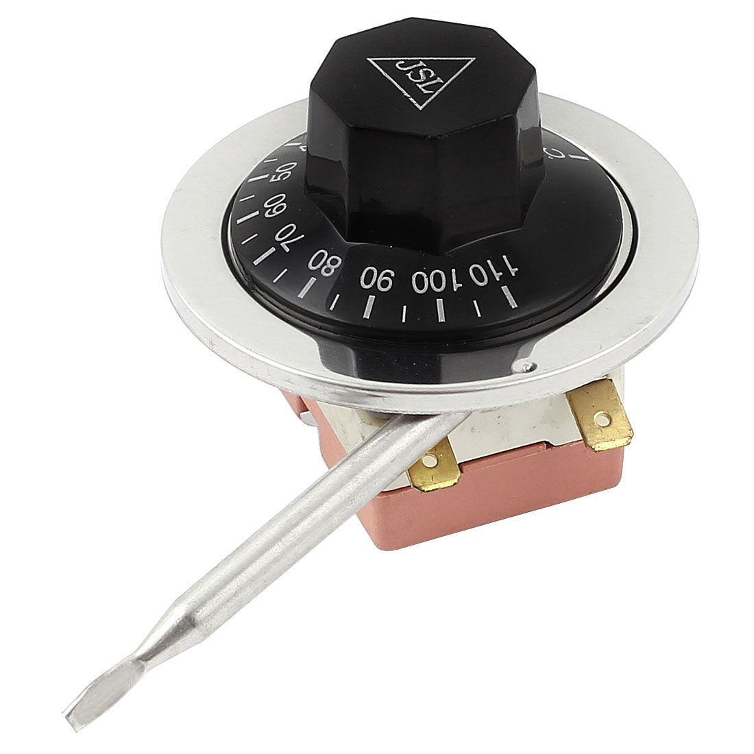 NC Adjustable Temperature Control Switch Thermostat 30-110 Degree Celsius