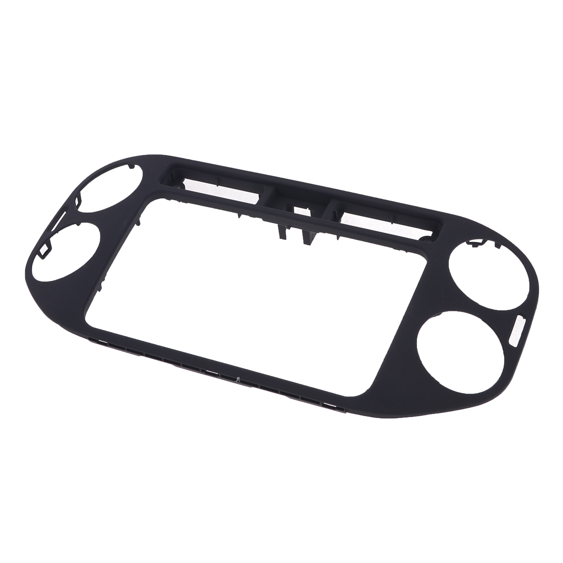 Auto Car Instrument Plastic Panel Dash Trim Bezel Black for Volkswagen