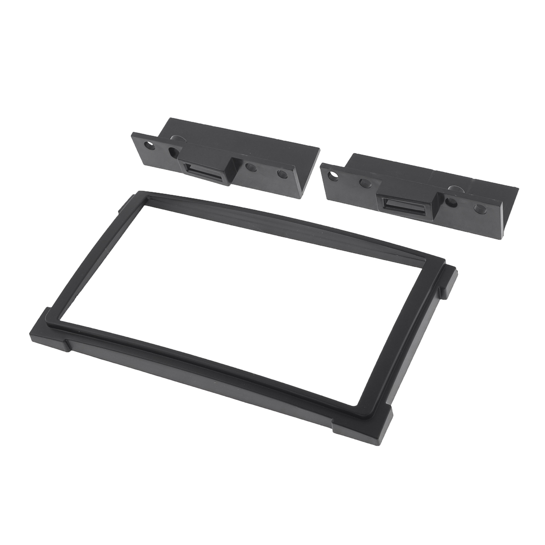 Car Auto Black Plastic Audio Frame Stereo Installation Kit for Buick