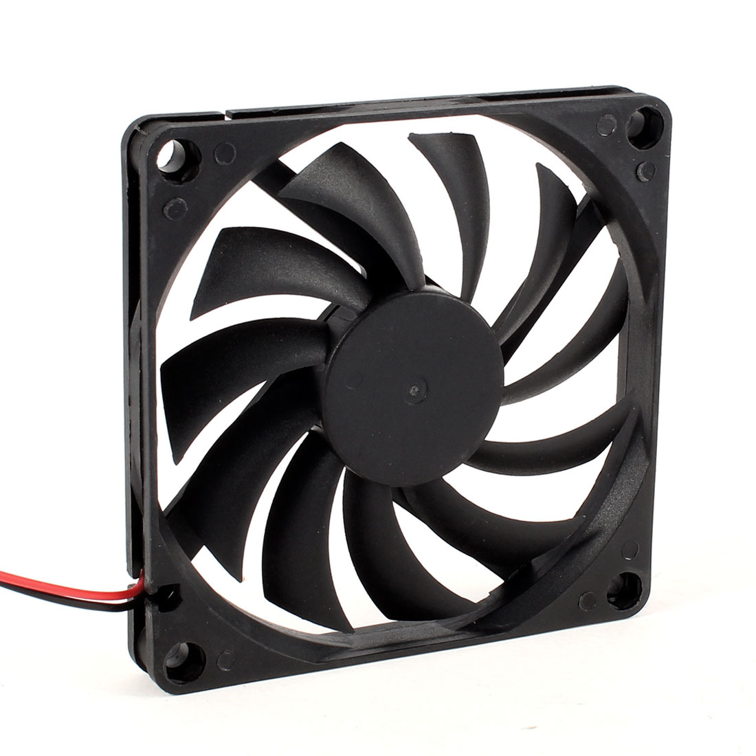 DC 12V IDE Connector PC Computer Brushless Cooling Fan 80x80x10mm