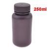 Screw Cap Cover 250ml Liquid Chemicals Storage Reagent Bottle Maroon